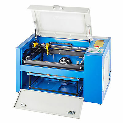 USB Port 50W Co2 Laser Engraving and Cutting Machine 500mm x 700mm High Precise