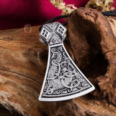 Mammen Axe Pendant Norse God Viking Mythology Tree of Life Yggdrasil