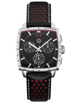 Genuine Mercedes Benz Mens Chronograph Classic Rally Watch B66041568 New