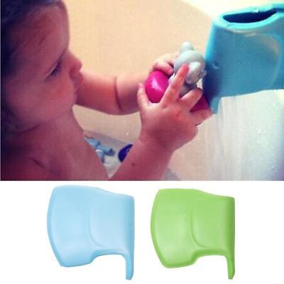 Phenovo Baby Infant Safety EVA Elephant Bath Tub Bath Tap Spout Cover Soft