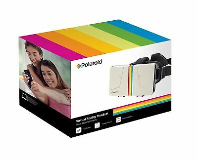 Polaroid 3D VR Virtual Reality Goggles Headset For Smartphones