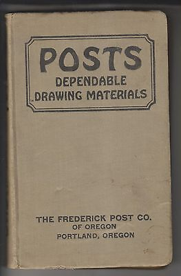 1925 Catalog - The Frederick Post Co. Chicago - Engineering Instruments