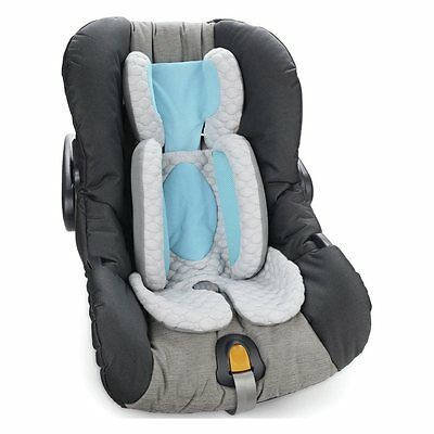 Munchkin COOL CUDDLE HEAD & BODY SUPPORT Baby/Toddler Car Seat Accessory BN