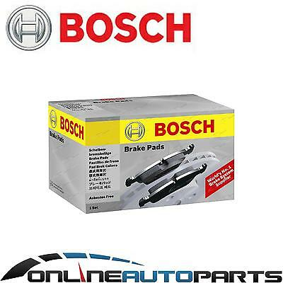Bosch Rear Disc Brake Pad Set for Mazda 323 BJ 1.8L 2.0L 1998 to 2003 FWD