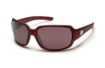 182d20e3480 New Suncloud Cookie Sport Polarized Sunglasses Merlot Laser Rose by Smith  Optics