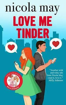 Love Me Tinder by Nicola May | Paperback Book | 9781786154934 | NEW