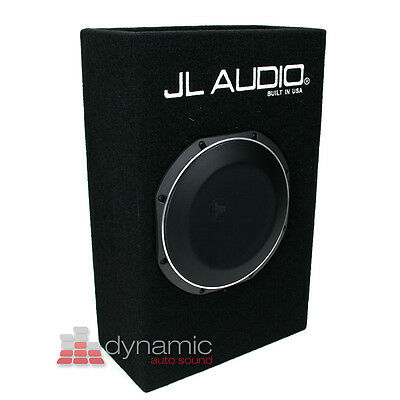 "JL AUDIO CP110LG-TW1 Car MicroSub™ 10"" Ported Enclosure with (1) 10TW1 Sub 600W"