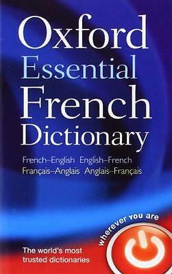 Oxford Essential French Dictionary: French- English - English-French, Oxford Dic