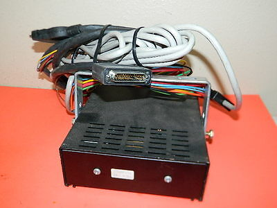 Federal Signal Ss2000-Ercsn With Bracket And Wire Harness
