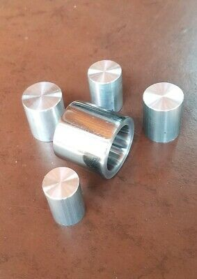 """Coin Ring Die Set For Swedish Wrap ( Sw ) Method .9"""" Extrusion Die Complete Set"""