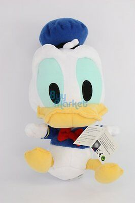 Disney Donald Duck Mickey Mouse & Friends 20CM official Cutie Plush Doll Toys