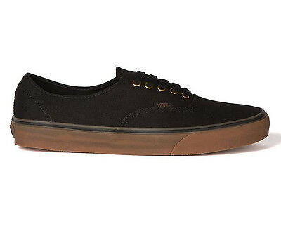 Vans Shoes Authentic Black/Rubber Size 9