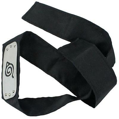KAKASHI head band Naruto Anime Cosplay Konoha headband Cos Props