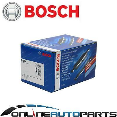 Bosch Rear Disc Brake Pads Set suits Kluger MCU28R 2004-2007 4X4 Toyota