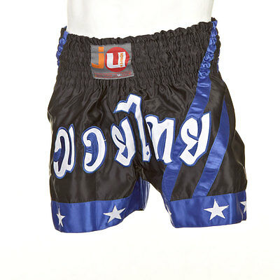 "Ju-Sports Thaiboxhose ""Blue Tone"" 88120"