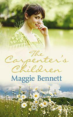 Carpenter's Children, The, Maggie Bennet | Paperback Book | 9780749007331 | NEW