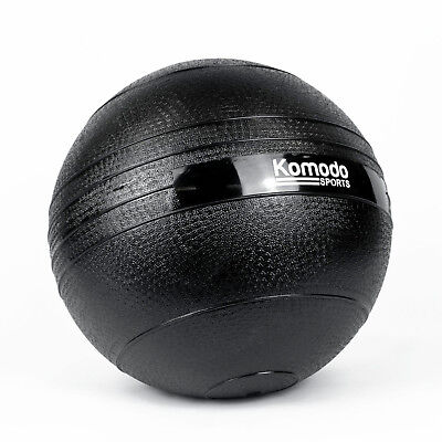 Komodo Slam Ball No Bounce Crossfit MMA Boxing Gym Strength Training Exercise Ab