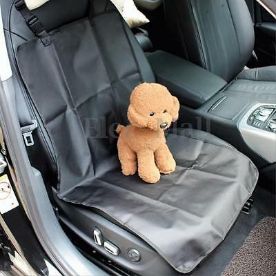 Pet Dog Car Front Seat Cover Waterproof Oxford Cloth Protector Boot Mat Liner
