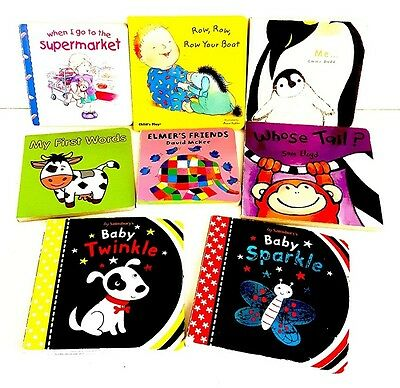 Baby First Books Bundle