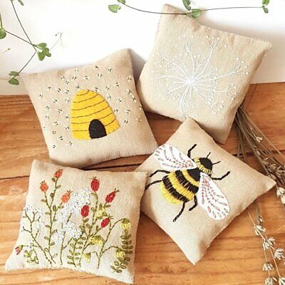 Flower Fairy Felt Craft Kit by Corinne Lapierre