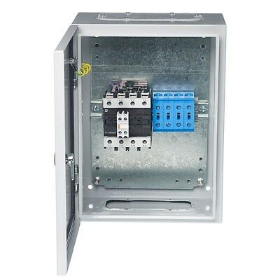 Europa Components CON1254P7ME Metal Clad Contactor IP65 AC-1 125A 4 N/O