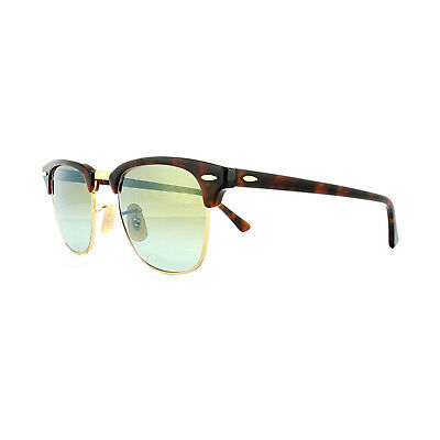 dc6eac35e1017 Ray-Ban Sunglasses Clubmaster 3016 990 9J Tortoise Green Gradient Flash  Mirror S