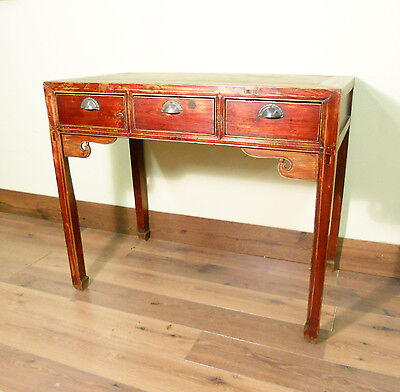 Antique Chinese Desk (5322) (Console Table), Circa 1800-1849