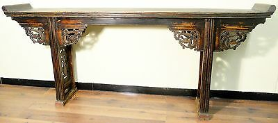 Antique Chinese Altar Table (5060)