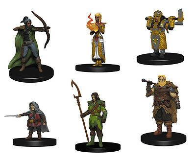 Dungeons & Dragons Miniatures: Icons of the Realms Starter Set WZK 72778