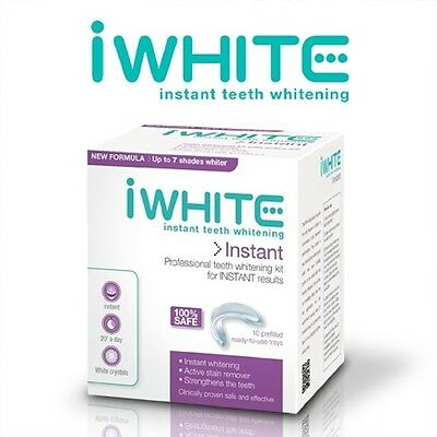 iWhite Instant Teeth Whitening Professional Kit for all
