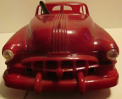 1950 51 52 53 54 Pontiac Wind Up Toy Car Marx
