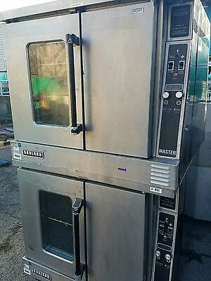 Garland Master  - Electric Double Deck Convection Oven w/ Simple Control