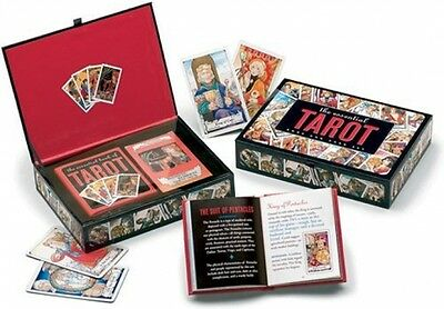 The Essential Tarot Kit: Book And Card Set Gift Boxes Activity Kit Cards *HQ*