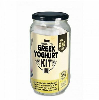 New Mad Millie Greek Yoghurt Jar Delicious Handcrafted Soy Cheese Dairy Cheese