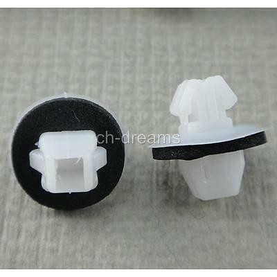 30 pcs Moulding Clip White Nylon For Suzuki SX4 Grand Vitara77553-65D00