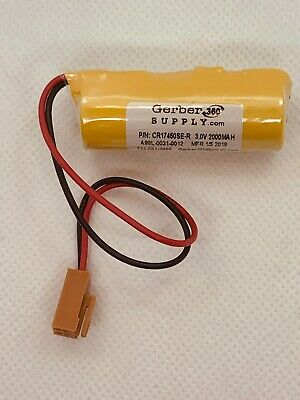 NEW CR17450SE-R / A98L-0031-0012 WITH RESISTOR for Fanuc FAST USA BASED SHIPPING