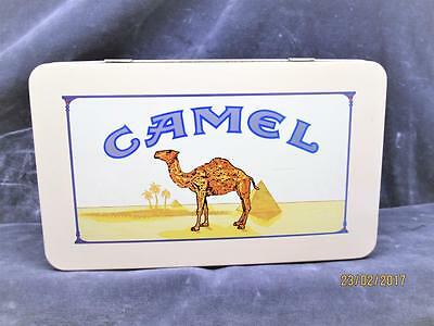 1000 Matches Rj Reynolds Cigarette Camel In Desert Tin With Unopened Matches Nos
