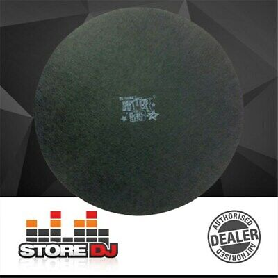 "Thud Rumble Butter Rugs Slipmats (12"" / Pair / Black)"