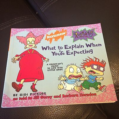 What To Explain When Your Expecting Book
