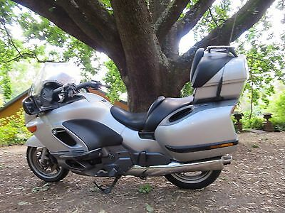 Bmw K1200Lt  Panniers Top Box Luggage Rack Pillion Seat For Trike/chopper/buggy