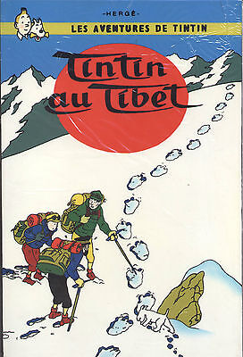 TinTin in Tibet - beautiful lacquer/timber wall plaque of the cover of the book