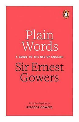 Plain Words by Gowers, Ernest, Gowers, Rebecca | Paperback Book | 9780241960349