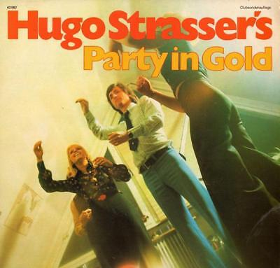 Hugo Strasser´s Party in Gold
