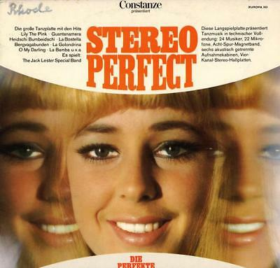 The Jack Lester Special Band Stereo perfect