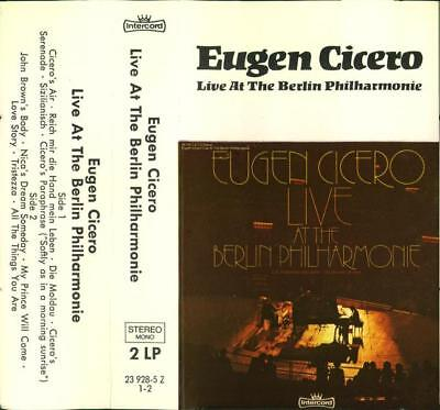 Eugen Cicero Live at the Berlin Philharmonie