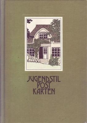 Hans Dichand Jugendstil Post Karten