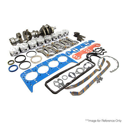 "Ford 351W Windsor 3.850"" 393ci Rotating Assembly Kit (C,H,H +30)"