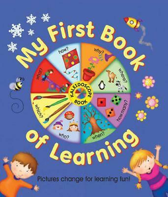 Kaleidoscope Book: My First Book of Learning by Nicola Baxter | Hardcover Book |