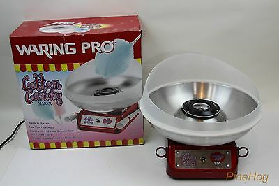 Cotton Candy Maker Party Carnival Machine Electric, Waring Pro