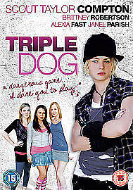 Triple Dog (DVD, 2010) NEW AND SEALED